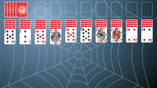Spider solitaire: play for free and online.